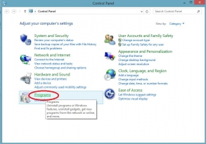 Illustrasi Mengganti dan Mensetting program default di windows