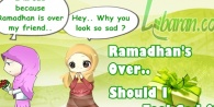 Should I Feel Sad When Ramadhan is Over?